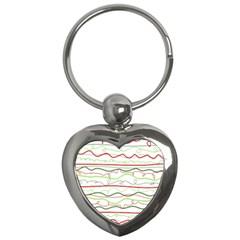 Rope Pitha Key Chains (Heart)