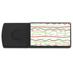 Rope Pitha USB Flash Drive Rectangular (2 GB)