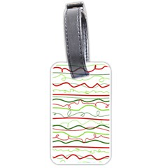 Rope Pitha Luggage Tags (Two Sides)