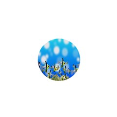 Pisces Underwater World Fairy Tale 1  Mini Buttons