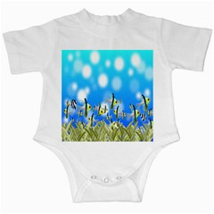 Pisces Underwater World Fairy Tale Infant Creepers