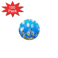 Pisces Underwater World Fairy Tale 1  Mini Buttons (100 pack)
