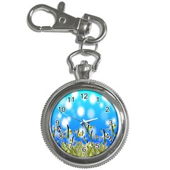 Pisces Underwater World Fairy Tale Key Chain Watches