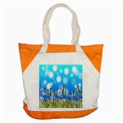 Pisces Underwater World Fairy Tale Accent Tote Bag