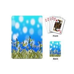 Pisces Underwater World Fairy Tale Playing Cards (Mini)