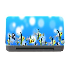 Pisces Underwater World Fairy Tale Memory Card Reader with CF