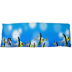 Pisces Underwater World Fairy Tale Body Pillow Case (Dakimakura)