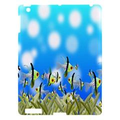 Pisces Underwater World Fairy Tale Apple iPad 3/4 Hardshell Case