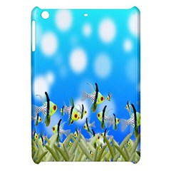 Pisces Underwater World Fairy Tale Apple Ipad Mini Hardshell Case
