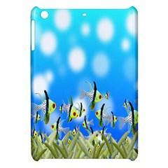 Pisces Underwater World Fairy Tale Apple iPad Mini Hardshell Case