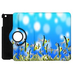 Pisces Underwater World Fairy Tale Apple iPad Mini Flip 360 Case