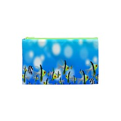 Pisces Underwater World Fairy Tale Cosmetic Bag (XS)