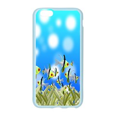 Pisces Underwater World Fairy Tale Apple Seamless iPhone 6/6S Case (Color)