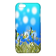 Pisces Underwater World Fairy Tale iPhone 6/6S TPU Case