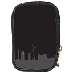 Windmild City Building Grey Compact Camera Cases