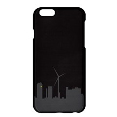 Windmild City Building Grey Apple iPhone 6 Plus/6S Plus Hardshell Case