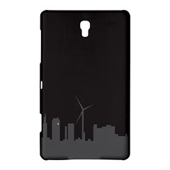 Windmild City Building Grey Samsung Galaxy Tab S (8.4 ) Hardshell Case
