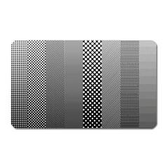 Semi Authentic Screen Tone Gradient Pack Magnet (Rectangular)