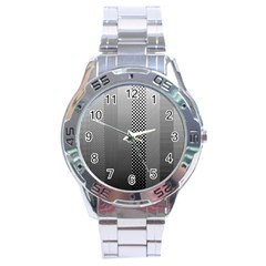 Semi Authentic Screen Tone Gradient Pack Stainless Steel Analogue Watch