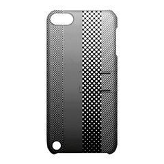 Semi Authentic Screen Tone Gradient Pack Apple iPod Touch 5 Hardshell Case with Stand