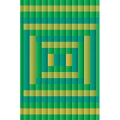 Pattern Grid Squares Texture 5.5  x 8.5  Notebooks
