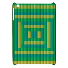 Pattern Grid Squares Texture Apple Ipad Mini Hardshell Case