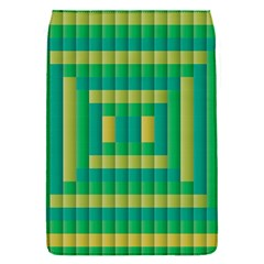 Pattern Grid Squares Texture Flap Covers (S)