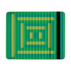 Pattern Grid Squares Texture Samsung Galaxy Tab Pro 8.4  Flip Case