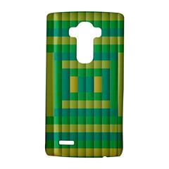 Pattern Grid Squares Texture LG G4 Hardshell Case
