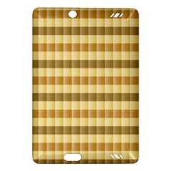 Pattern Grid Squares Texture Amazon Kindle Fire HD (2013) Hardshell Case