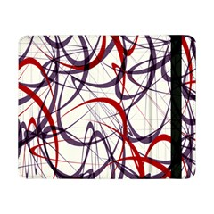 Purple Red Samsung Galaxy Tab Pro 8.4  Flip Case