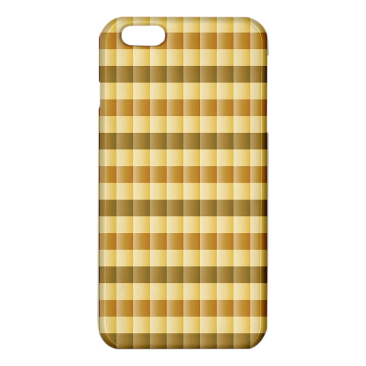 Pattern Grid Squares Texture iPhone 6 Plus/6S Plus TPU Case