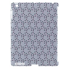 Winter Bear Triangel Apple iPad 3/4 Hardshell Case (Compatible with Smart Cover)