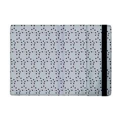 Winter Bear Triangel Apple iPad Mini Flip Case