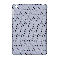 Winter Bear Triangel Apple iPad Mini Hardshell Case (Compatible with Smart Cover)
