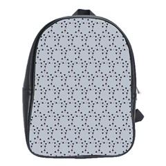 Winter Bear Triangel School Bags (XL)