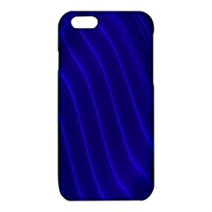 Sparkly Design Blue Wave Abstract iPhone 6/6S TPU Case
