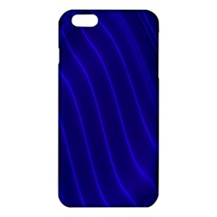 Sparkly Design Blue Wave Abstract iPhone 6 Plus/6S Plus TPU Case