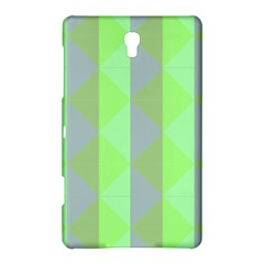 Squares Triangel Green Yellow Blue Samsung Galaxy Tab S (8.4 ) Hardshell Case