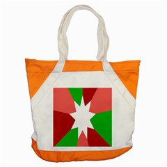 Star Flag Color Accent Tote Bag