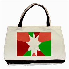 Star Flag Color Basic Tote Bag (Two Sides)