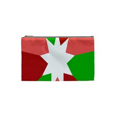 Star Flag Color Cosmetic Bag (Small)