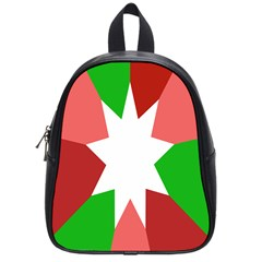 Star Flag Color School Bags (Small)