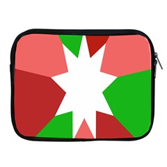Star Flag Color Apple iPad 2/3/4 Zipper Cases
