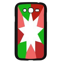Star Flag Color Samsung Galaxy Grand DUOS I9082 Case (Black)