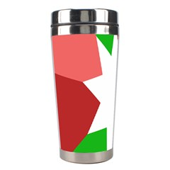 Star Flag Color Stainless Steel Travel Tumblers