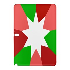 Star Flag Color Samsung Galaxy Tab Pro 10.1 Hardshell Case