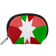 Star Flag Color Accessory Pouches (Small)