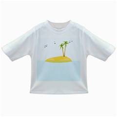 Summer Sea Beach Infant/Toddler T-Shirts