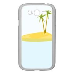 Summer Sea Beach Samsung Galaxy Grand DUOS I9082 Case (White)